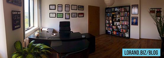 Organizare la birou.lorand.biz